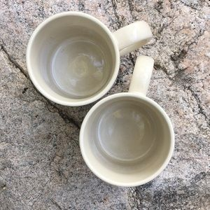 Vintage Kitchen - FLASH SALE Cowboy Mugs